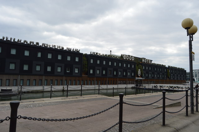 Good Hotel, Royal Victoria Dock