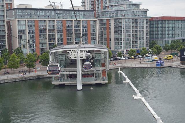 Emirates Royal Docks Station