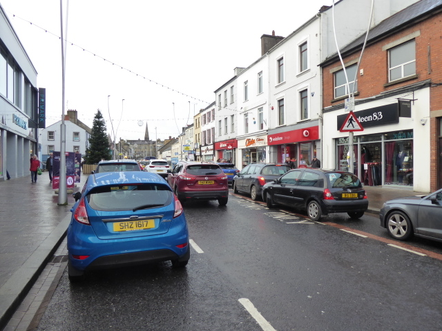 Market Street, Omagh