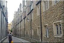 TL4458 : Trinity College, Trinity Lane by N Chadwick