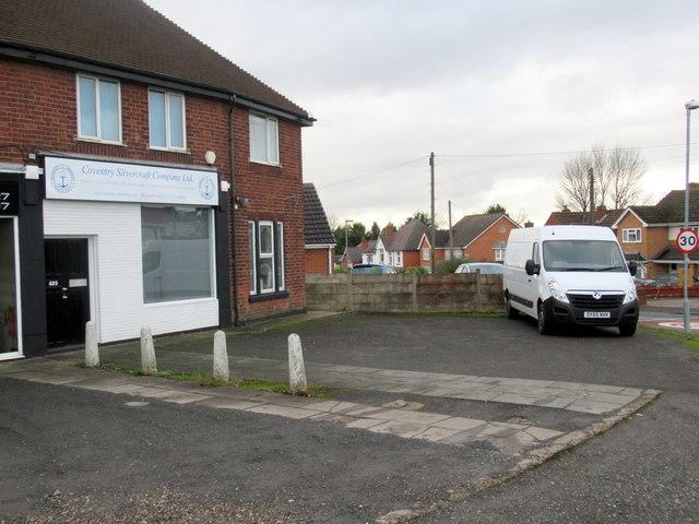 Corner of A38 Birmingham Road and Golden Cross Lane, Bromsgroveb