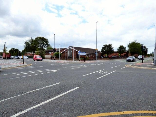 Salford Religious Centre for Spiritualism