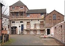 SK7519 : Off Thorpe Road, Melton Mowbray, Leics. by David Hallam-Jones