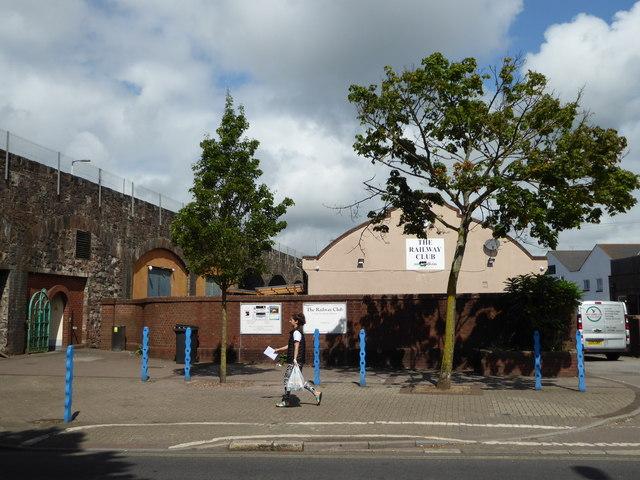 The Railway Club, Cowick Street, Exeter