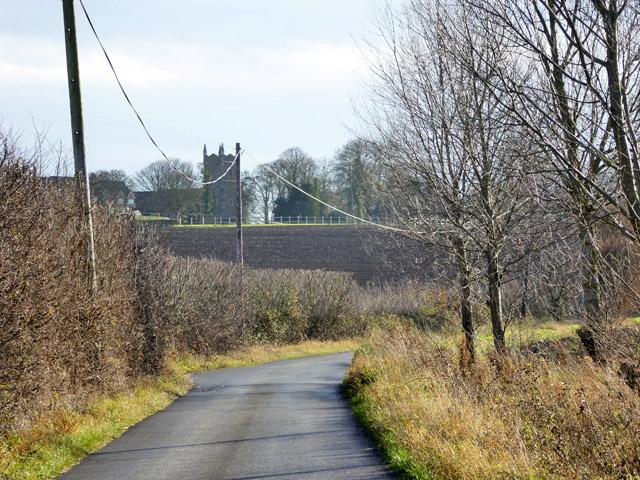 School Lane, Great Wigborough
