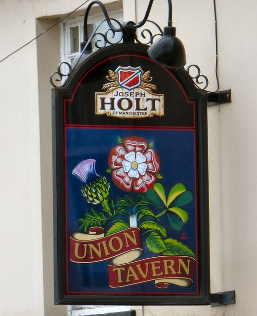 Sign of the Union Tavern
