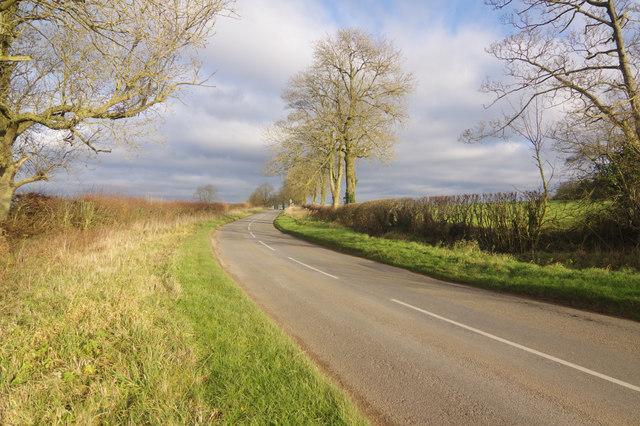 Road to Gilmorton