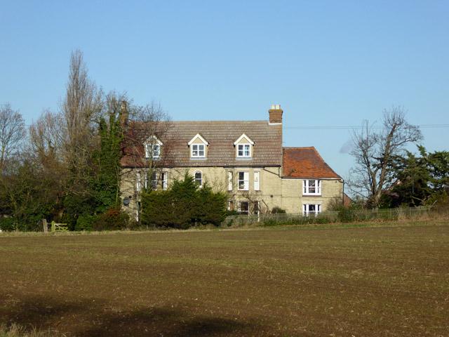 House, Barrow Hill, Mersea Island