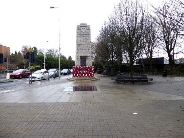 Memorial Place, Lisnamallard, Omagh