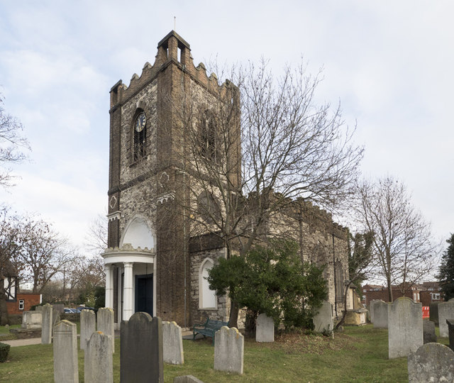 St Peter & St Paul, Church Lane, Dagenham