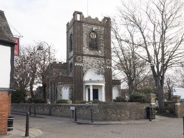 St Peter & St Paul, Church Lane, Dagenham