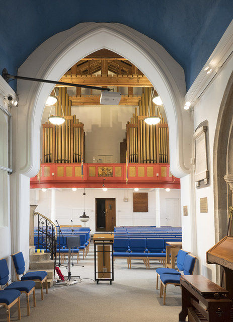 St Peter & St Paul, Church Lane, Dagenham -  West end