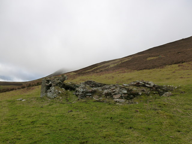 Remains of Fatlips Castle