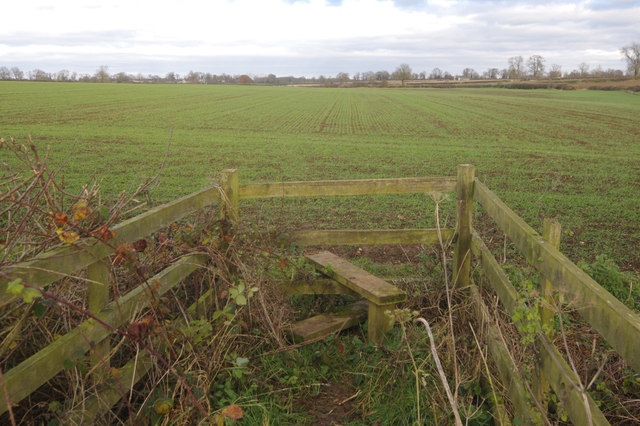 Path to Gilmorton and Kimcote