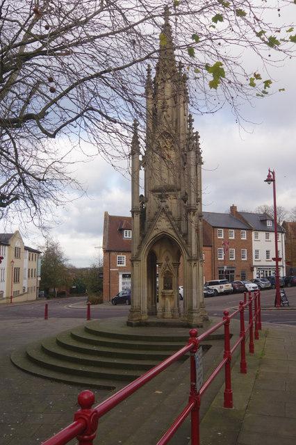 Burton Memorial, Daventry