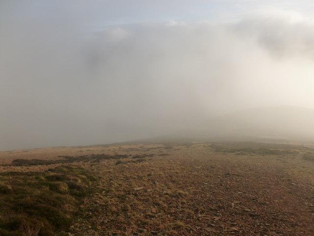 Hazy view on Tinto