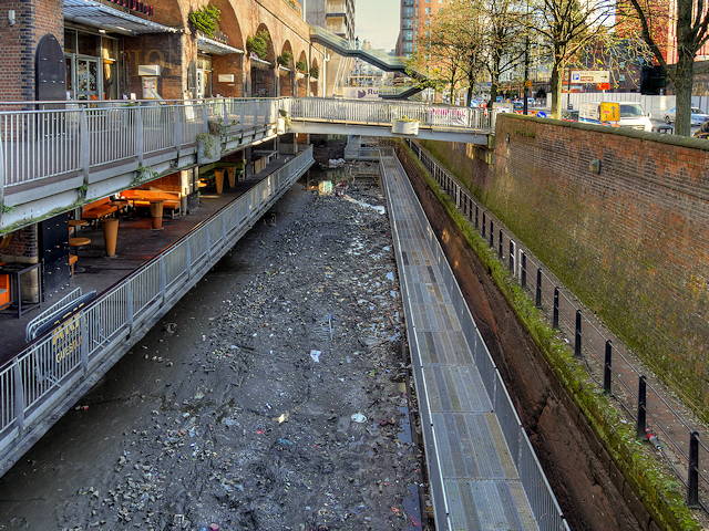 Rochdale Canal Restoration Work at Lock 91