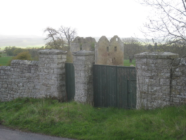 Gates and Hepburn Bastle