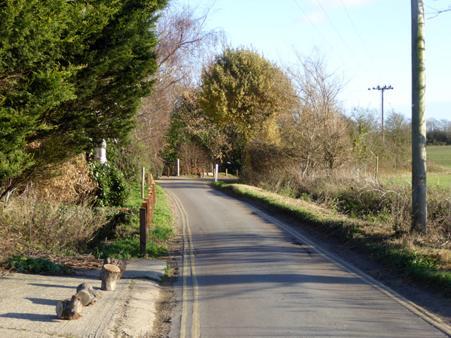 Broman's Lane, East Mersea