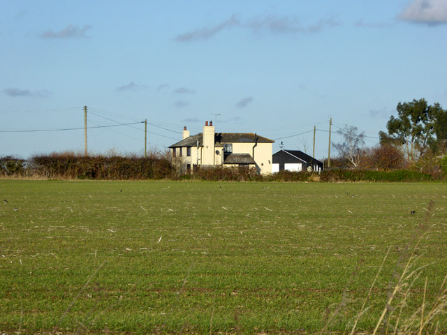 House on East Road, East Mersea