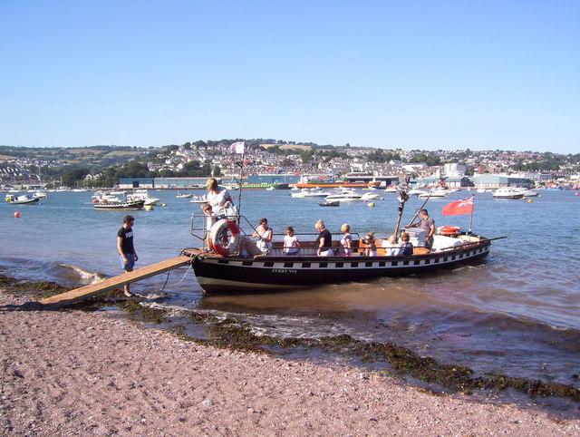 Ferry no. 4