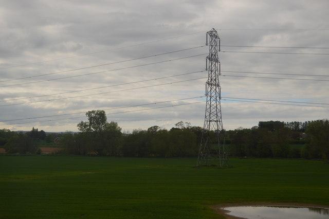 Pylon in the Tone Valley
