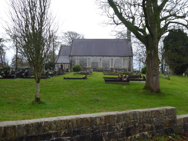 Lislimnaghan Parish Church, Mountjou Forest West Division