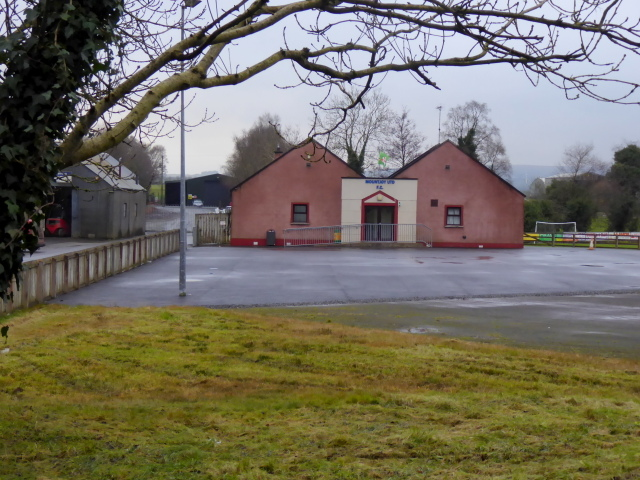 Mountjoy United Football Club, Tattraconnaghty