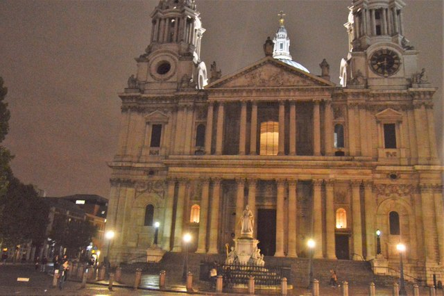 St Paul's Cathedral - west end