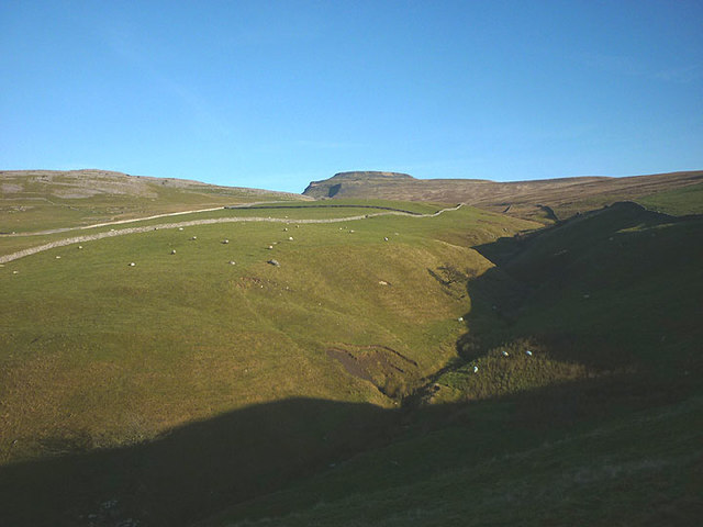 Above Easegill Force