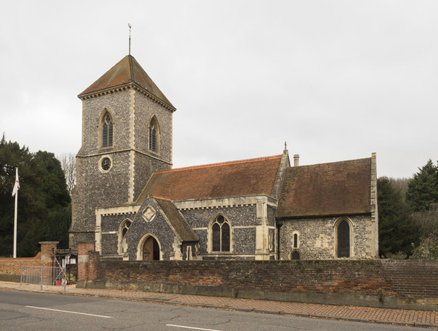 St Mary the Blessed Virgin, Addington
