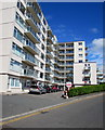 SN1300 : Croft Court, 24 The Croft, Tenby by Jaggery