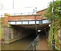 SJ8397 : Deansgate Tunnel by Gerald England