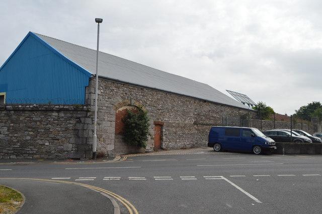 Warehouse, Sutton Rd