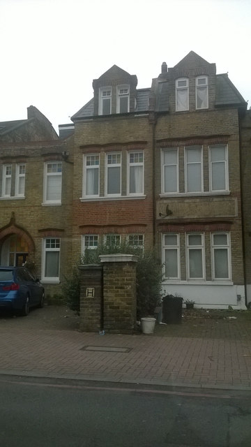 Houses on Trinity Road, Upper Tooting
