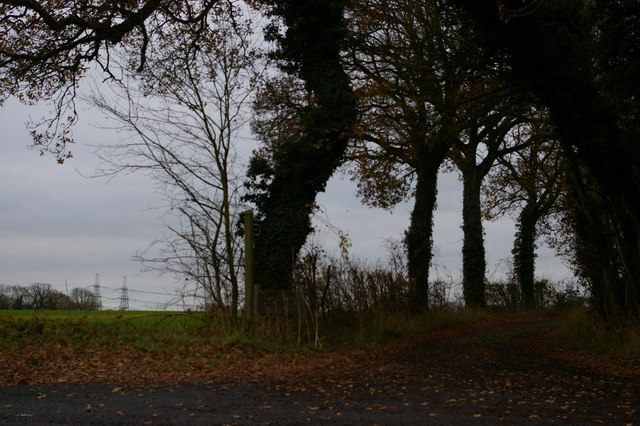 North end of Fristonmoor Lane