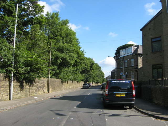 Undercliffe Old Road
