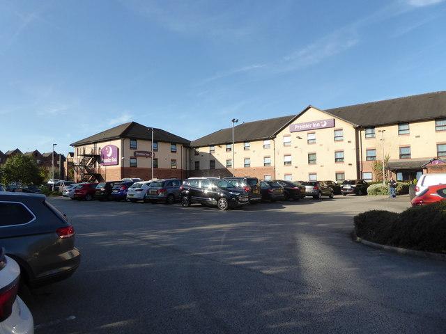 Premier Inn, Chesterfield