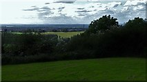 SK4023 : View north from Breedon on the Hill by Chris Brown