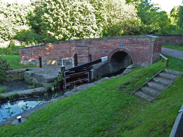 Chesterfield Canal - Tapton Mill Bridge