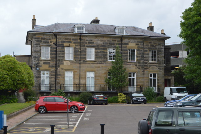 Calverley Terrace by N Chadwick