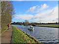 TL4760 : The River Cam at Ditton Meadows in winter by John Sutton