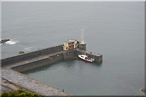SX4850 : Bovisand Pier by N Chadwick