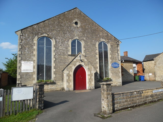 Silverstone Methodist Church
