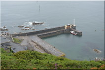 SX4850 : Bovisands Pier by N Chadwick