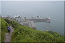 SX4850 : Fort Bovisands and pier by N Chadwick