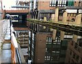 SJ8397 : Albion Wharf by Gerald England