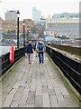 TQ8883 : Southend Pier by Steve Daniels