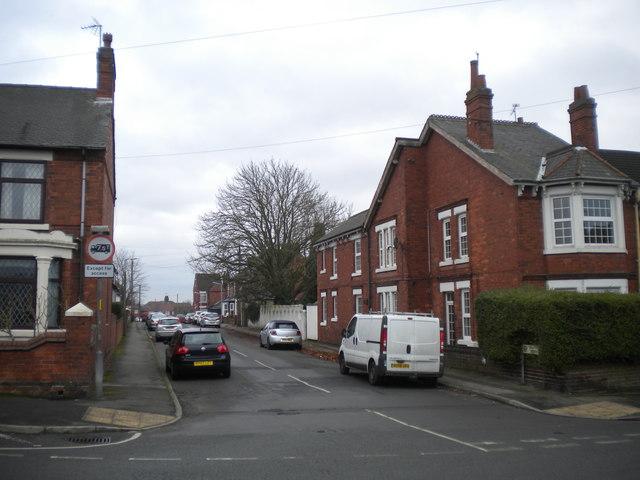 Balfour Street, Kirkby