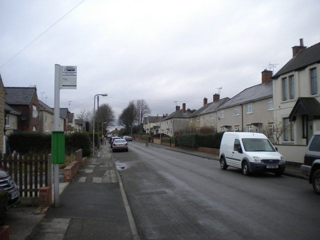 Clumber Street, Kirkby